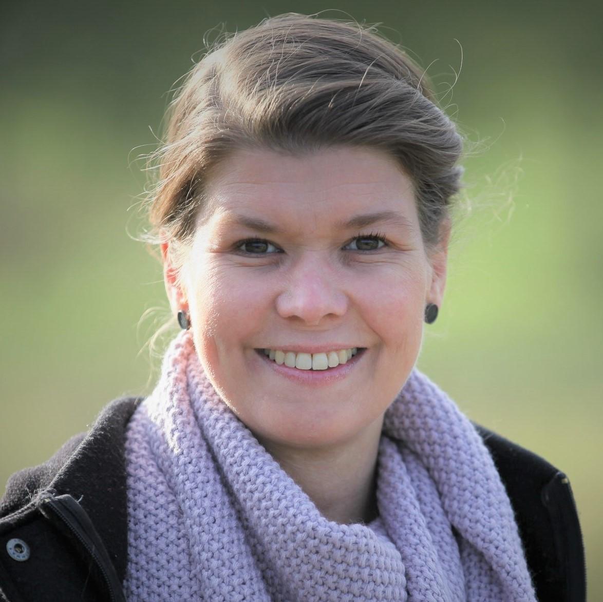 Physiotherapeutin Sabine Pfeil